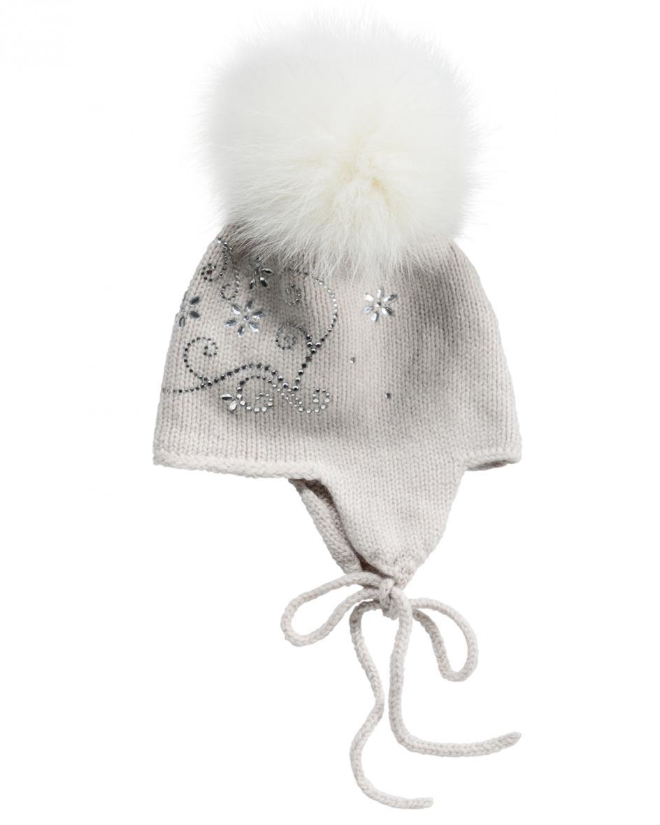 Mädchen-Mütze 80