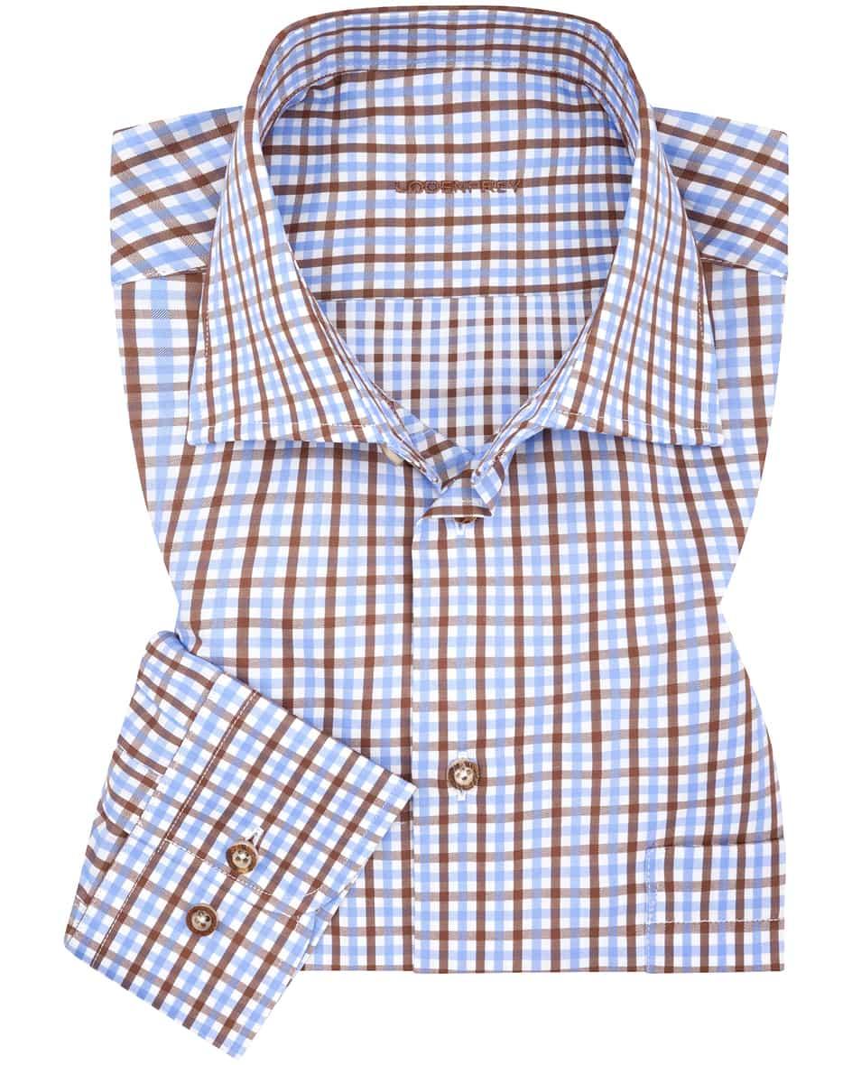 Trachtenhemd 43