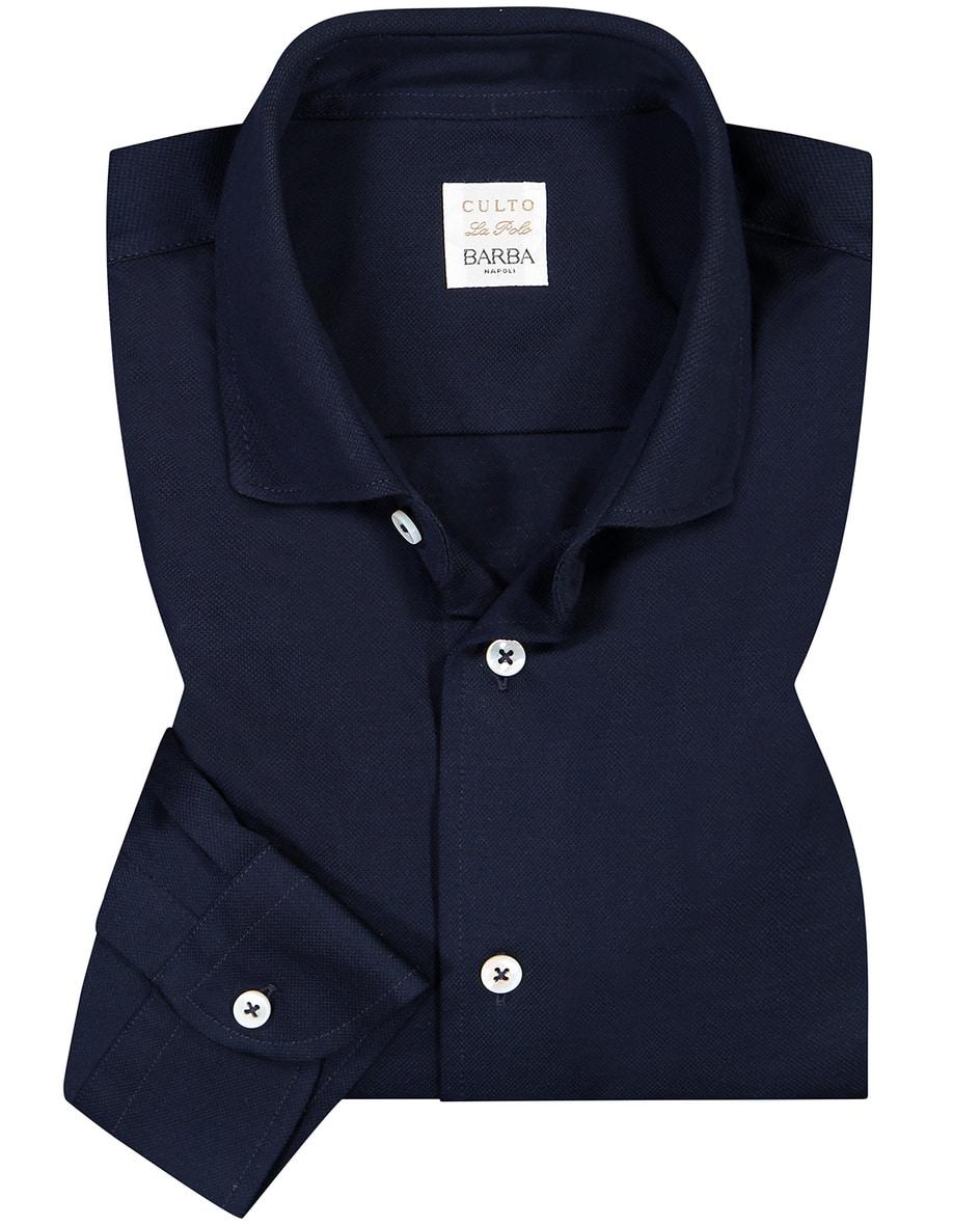 Jerseyhemd Slim  44