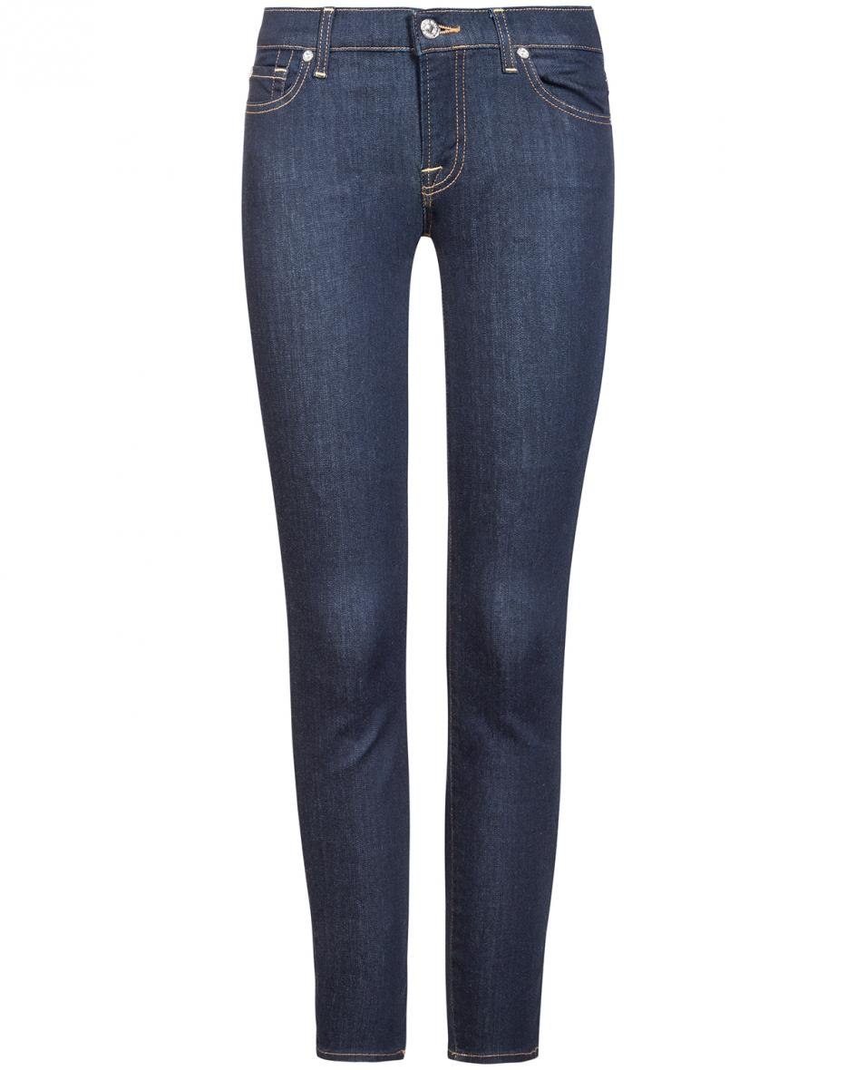 The Skinny 7/8-Jeans Low Rise Crop 24
