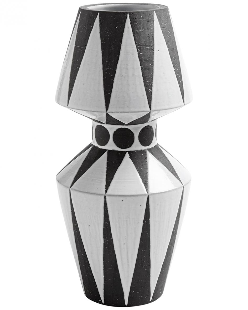 Palm Springs Diamonds Vase Unisize
