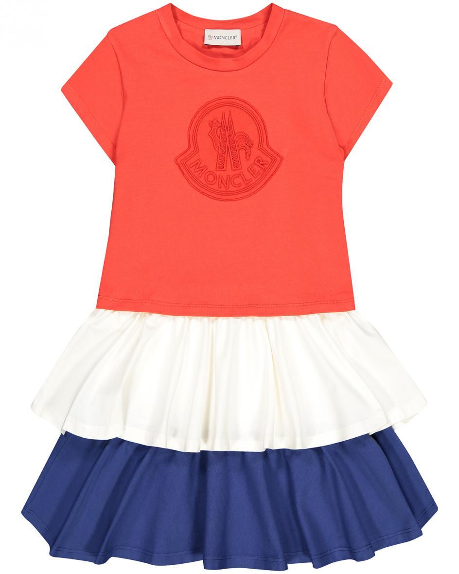 Mädchen-Kleid  104
