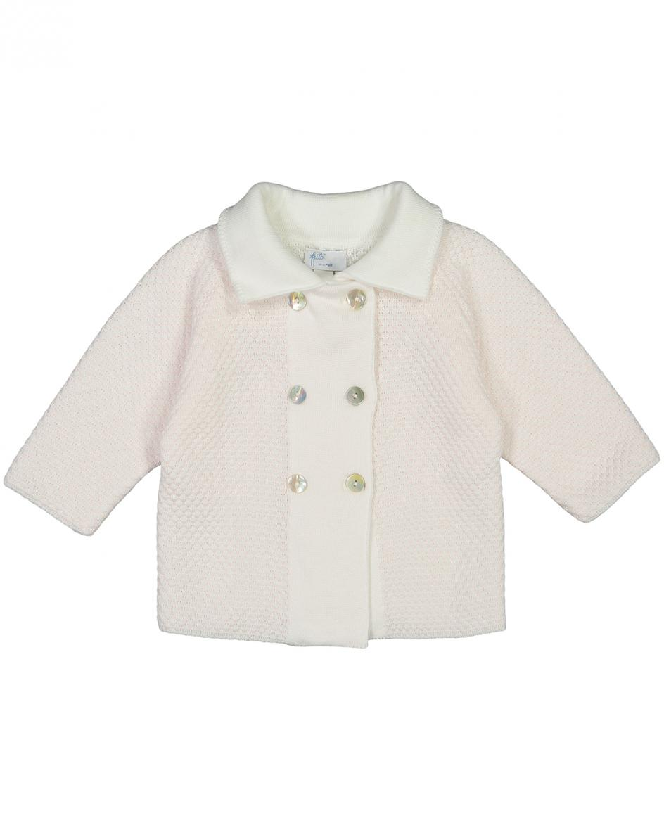 Baby-Strickjacke 86