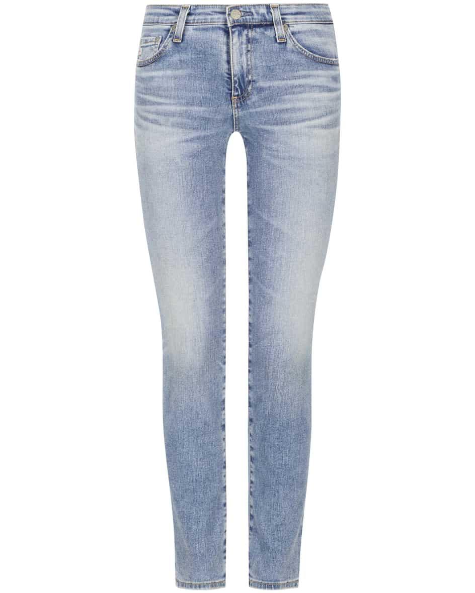 Hosen - AG Jeans The Prima Jeans Mid Rise Cigarette Ankle  - Onlineshop Lodenfrey