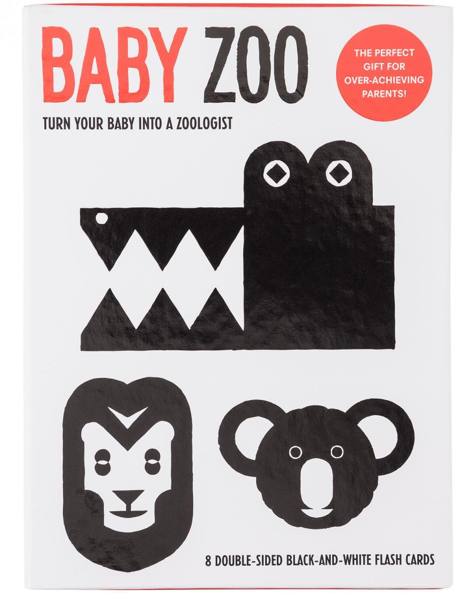 Baby Zoo Karten Unisize