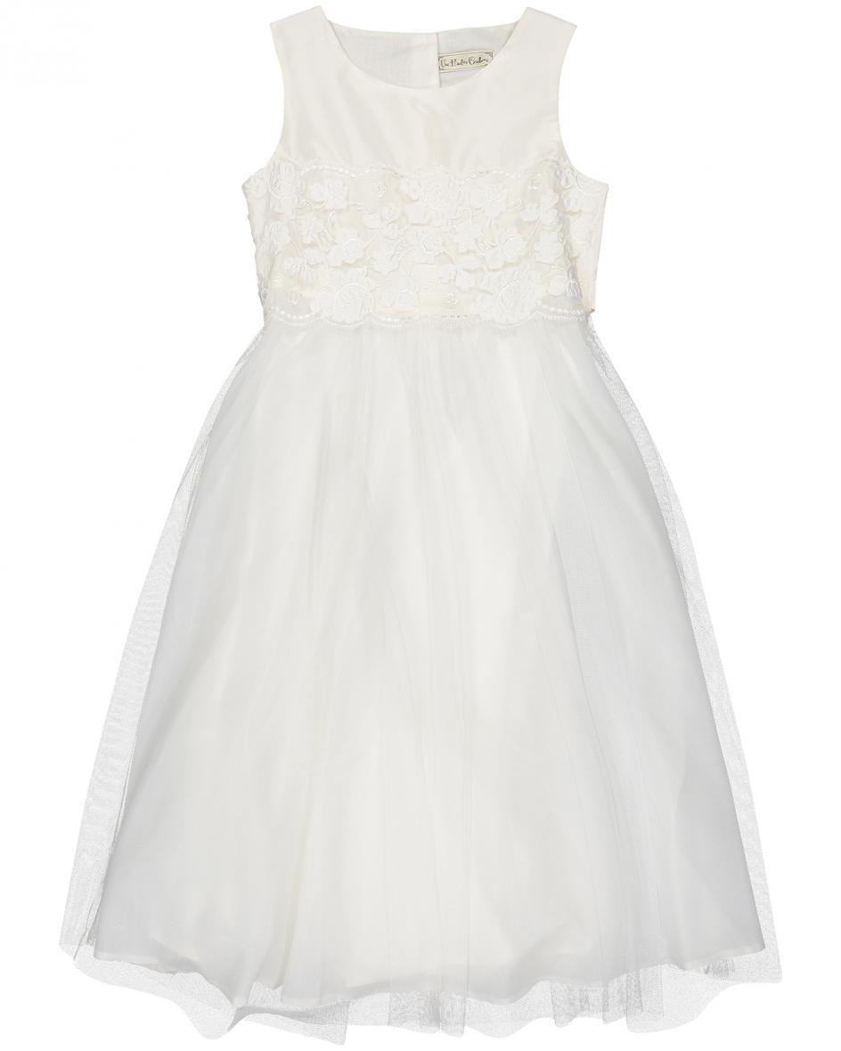 Mädchen-Kleid 152