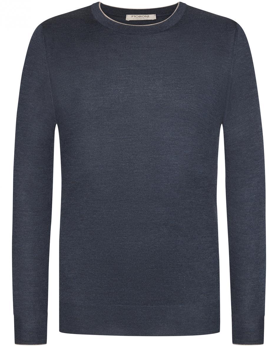 Cashmere-Seiden-Pullover 50