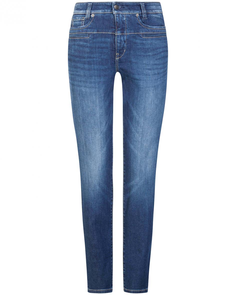 Hosen - Cambio Pearlie Jeans Mid Rise  - Onlineshop Lodenfrey