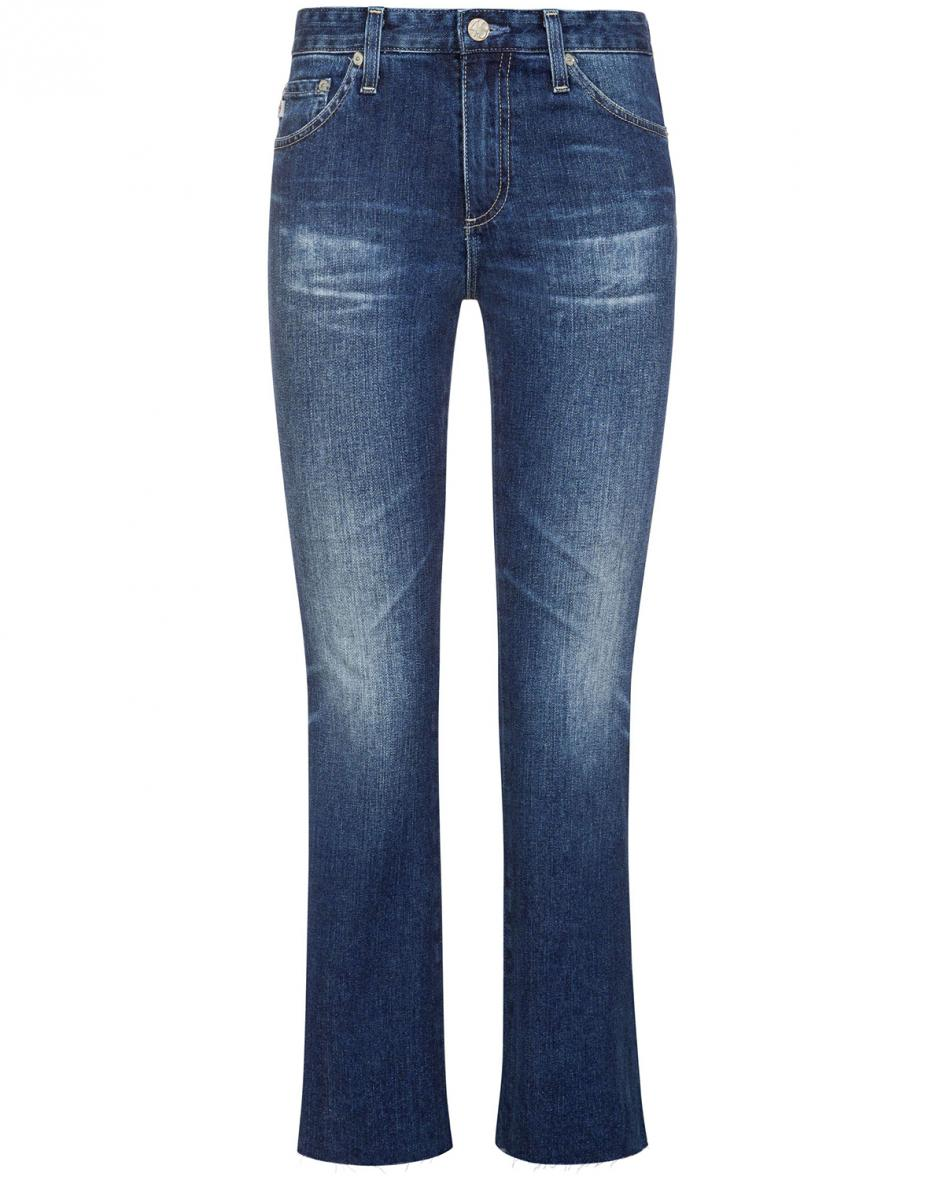 The Jodi 7/8-Jeans High Rise Slim Flare Crop  25