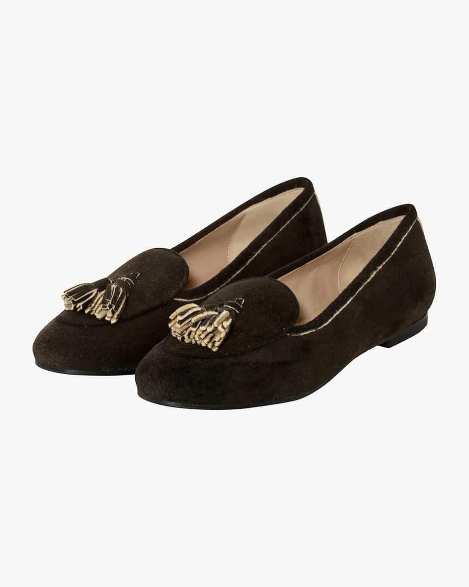 monaco duck - Sissi Trachten-Loafer