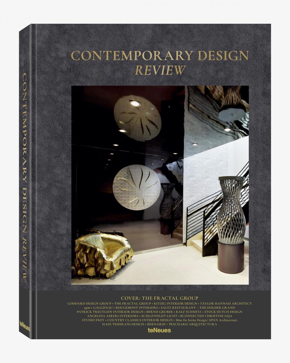 Contemporary Design Review Buch von teNeues Unisize
