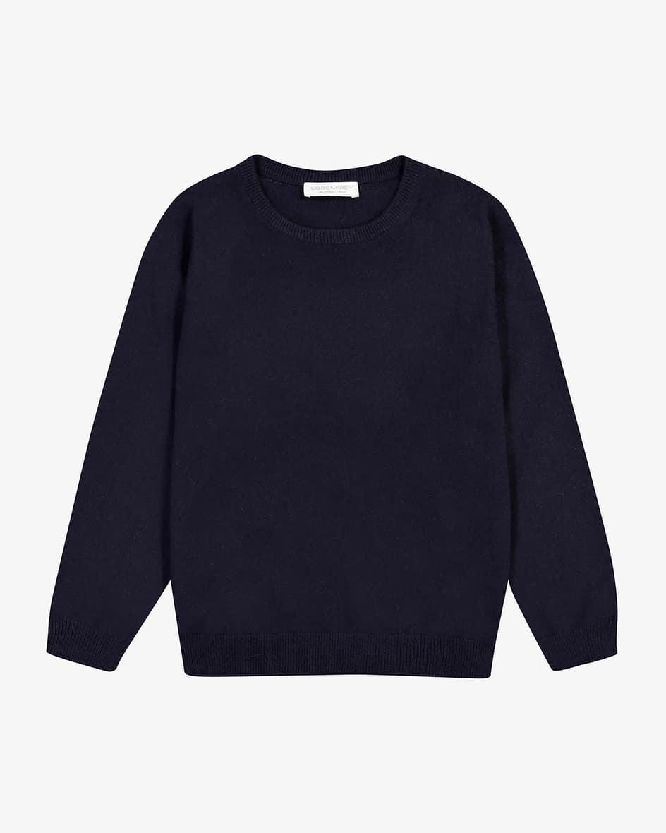 Jungen-Cashmere-Pullover 140