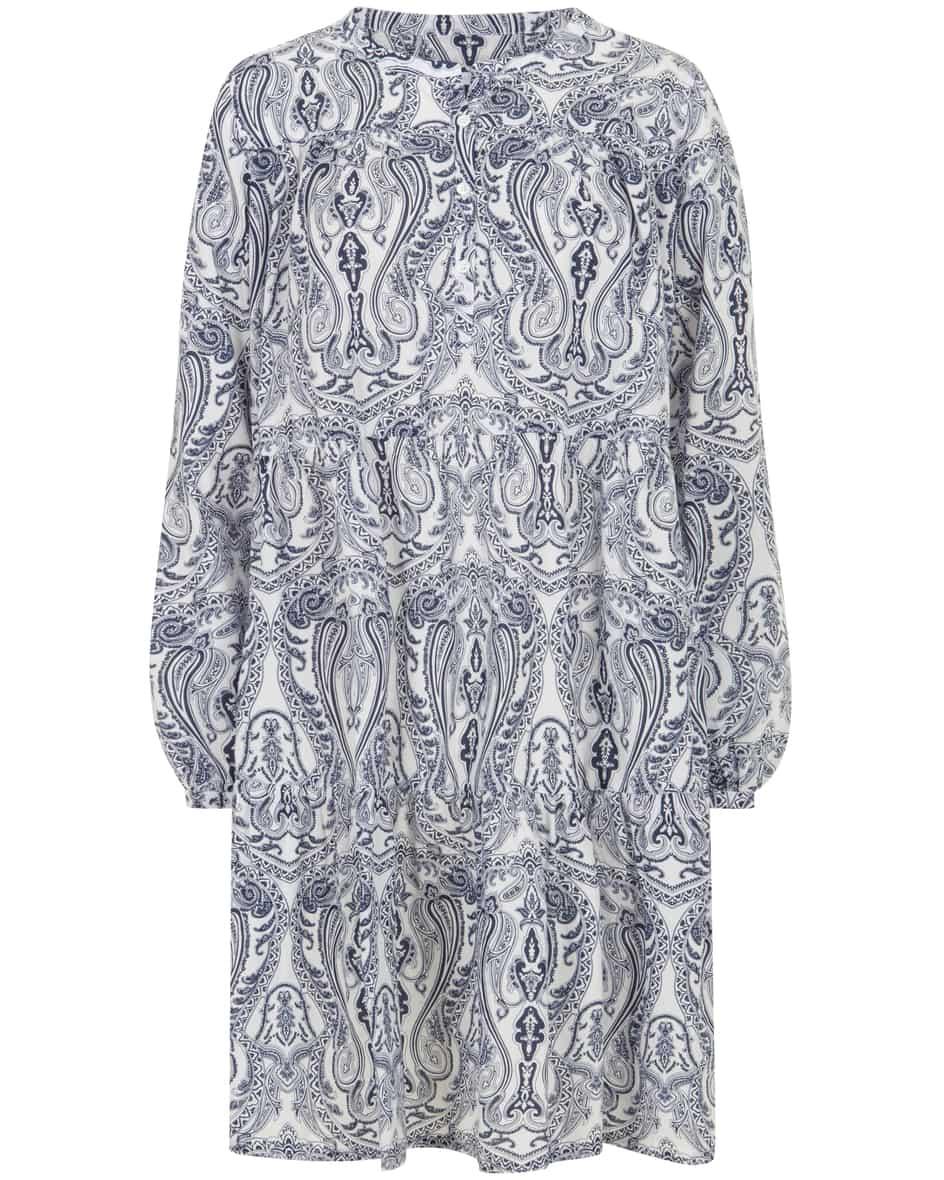 Elviral Leinen-Kleid XS