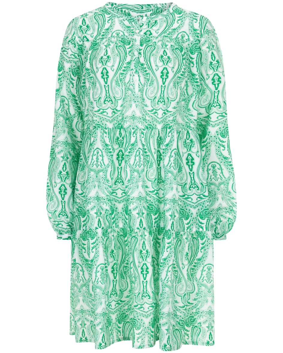 Elviral Leinen-Kleid S