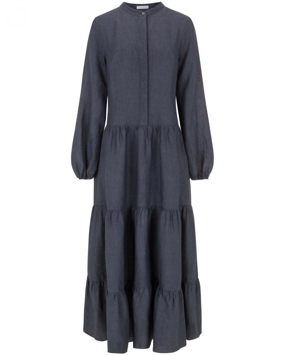 Denisel Leinen-Kleid XL