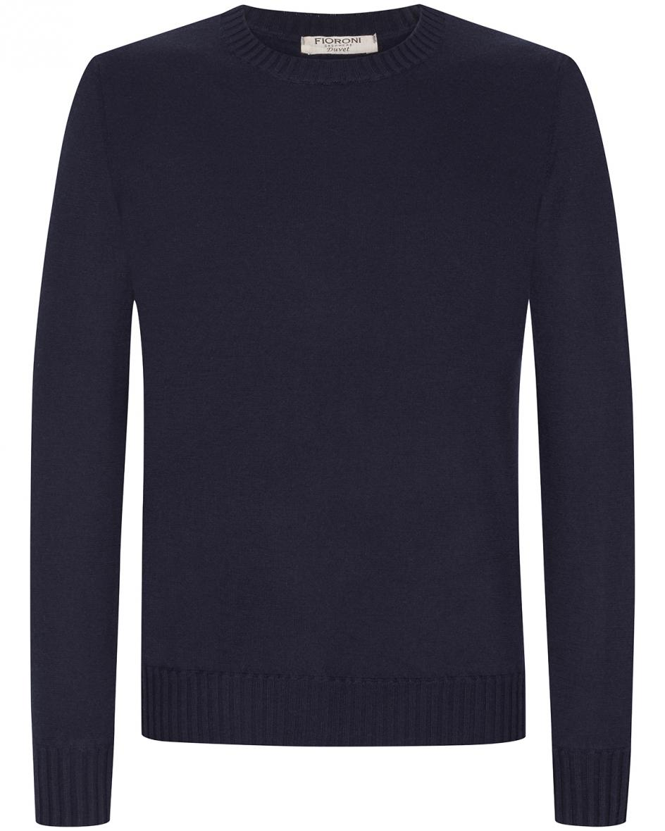 Duvet Cashmere-Pullover  48