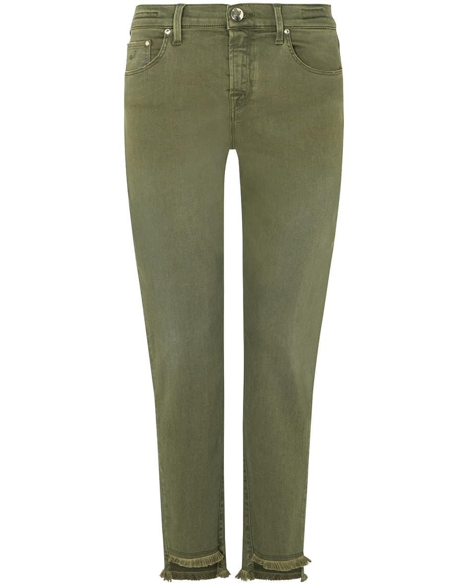 Kimberly Straight 7/8-Jeans  29