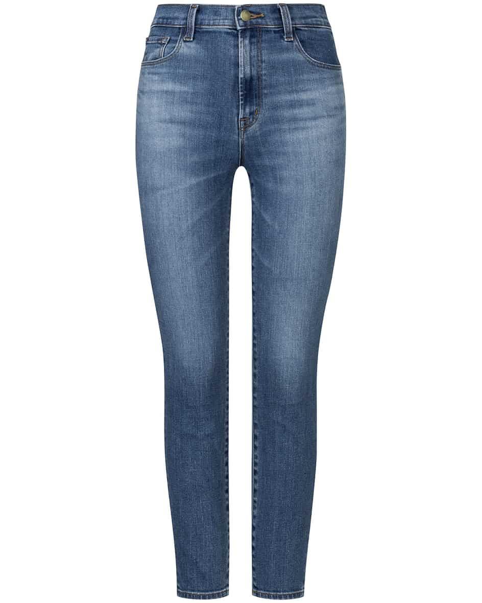 Hosen - J Brand Leenah 7–8 Jeans Super High Rise Skinny  - Onlineshop Lodenfrey
