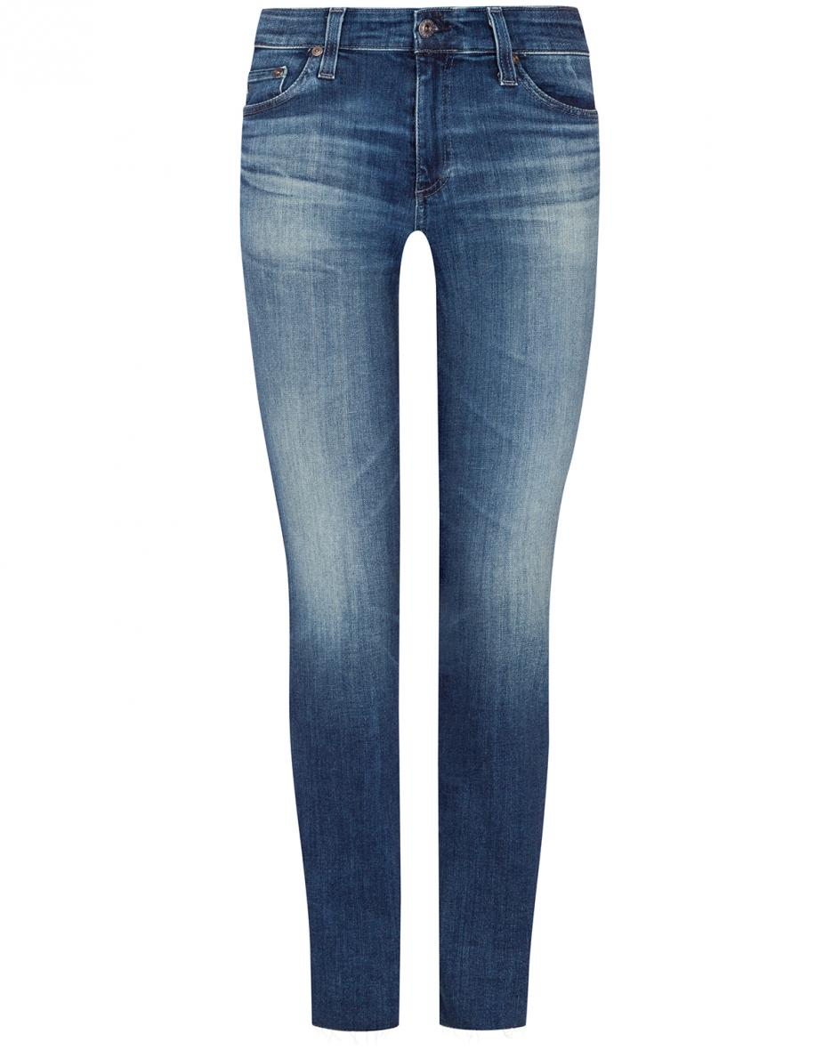 Hosen - AG Jeans The Mari Jeans High Rise Straight  - Onlineshop Lodenfrey