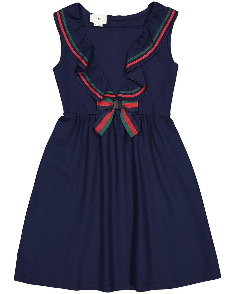 Mädchen-Kleid  116