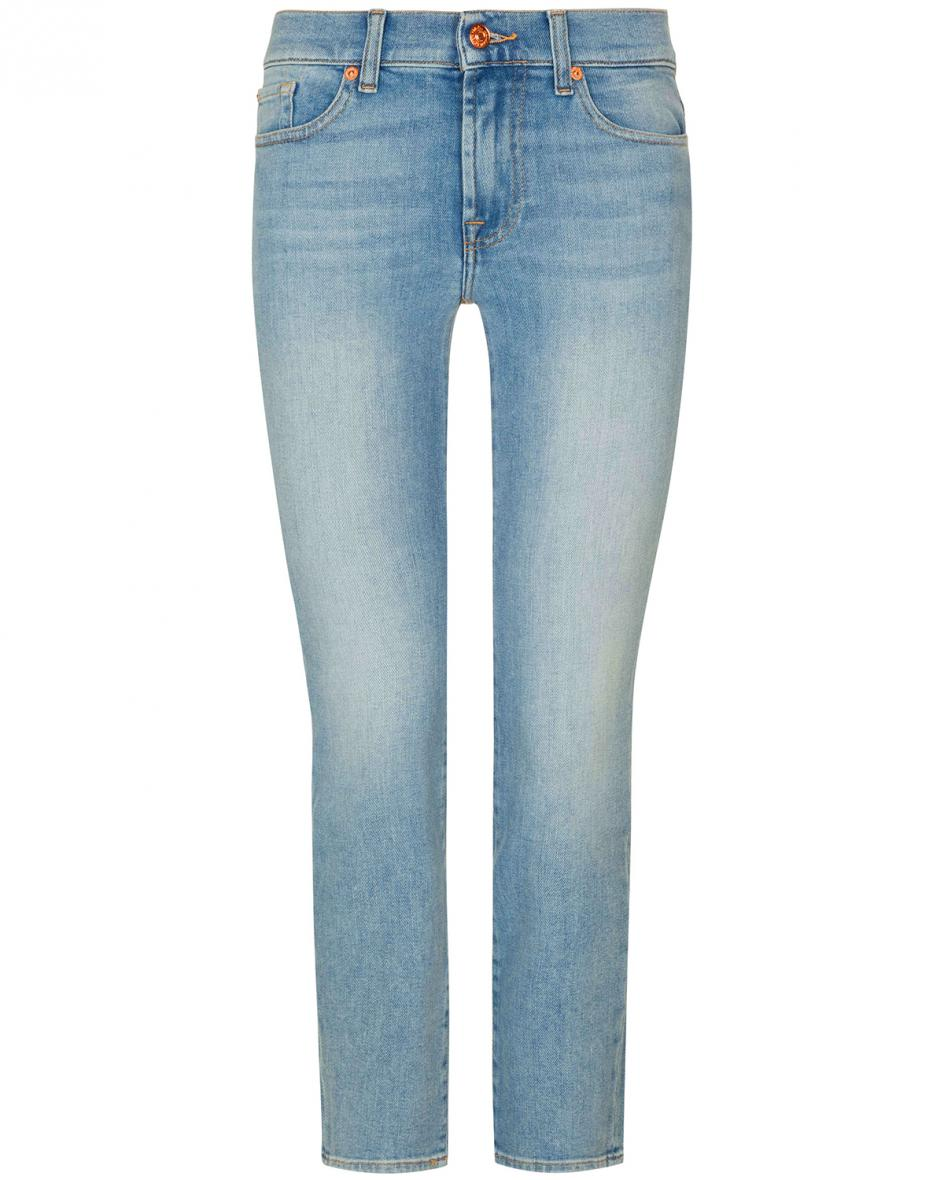 Hosen - 7 For All Mankind Roxanne 7–8 Jeans Ankle  - Onlineshop Lodenfrey