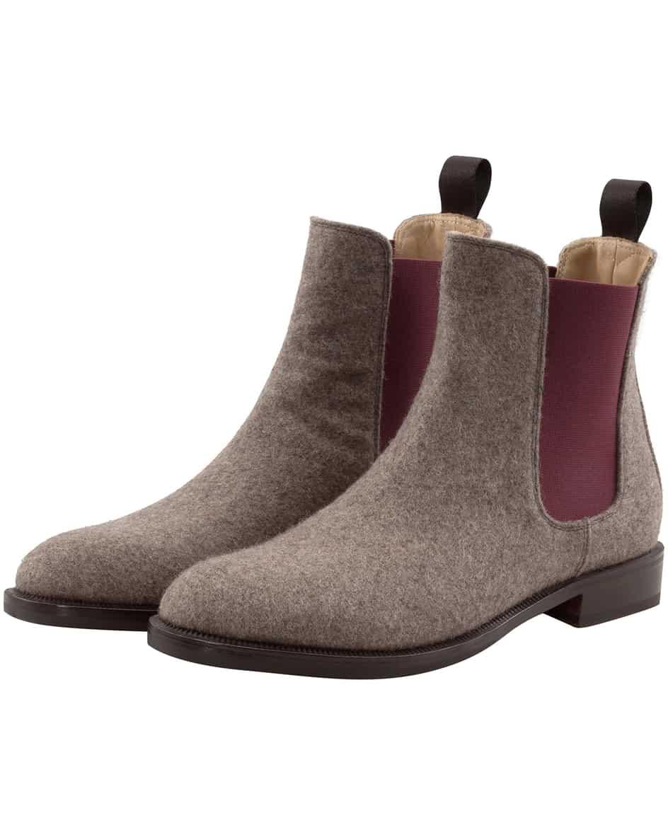 Trachten-Chelsea Boots  39