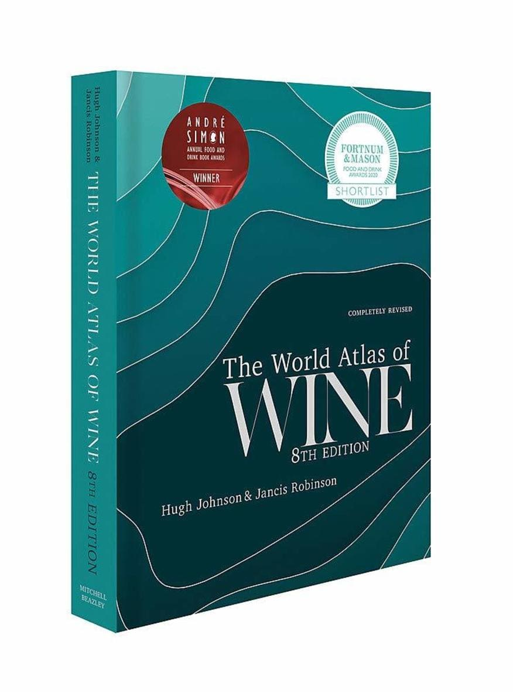 The World Atlas of Wine Buch