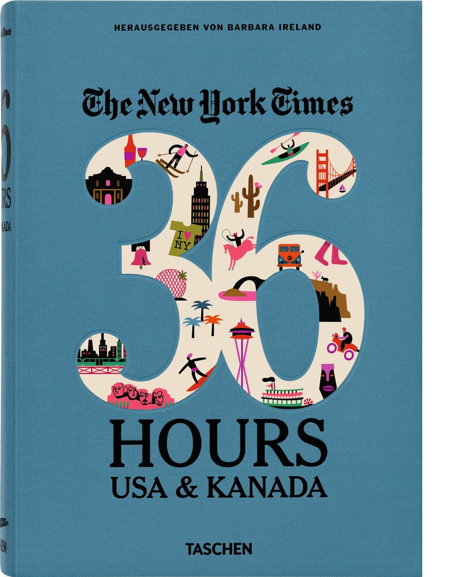 NYT - 36 Hours USA & Kanada Buch  Unisize