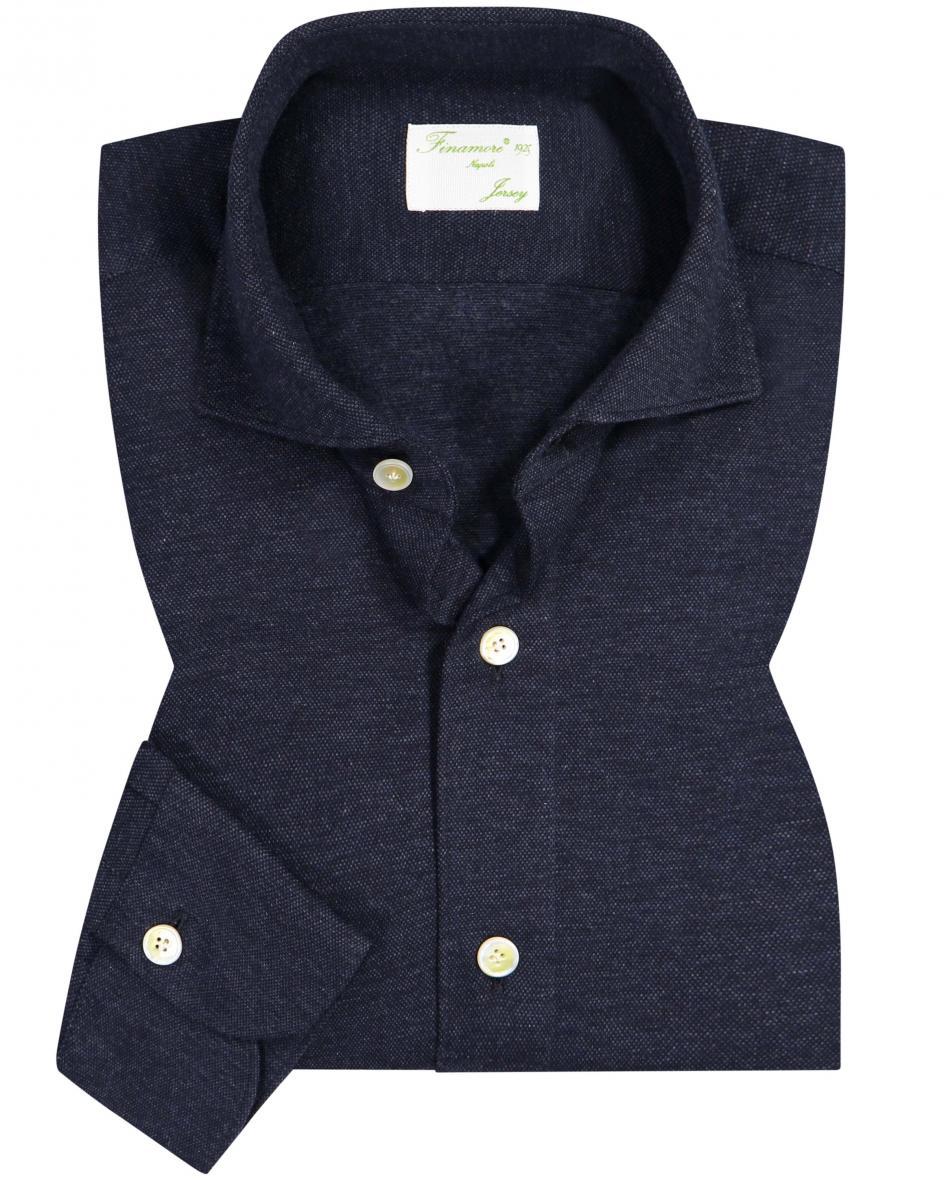 Jerseyhemd Slim Fit  S