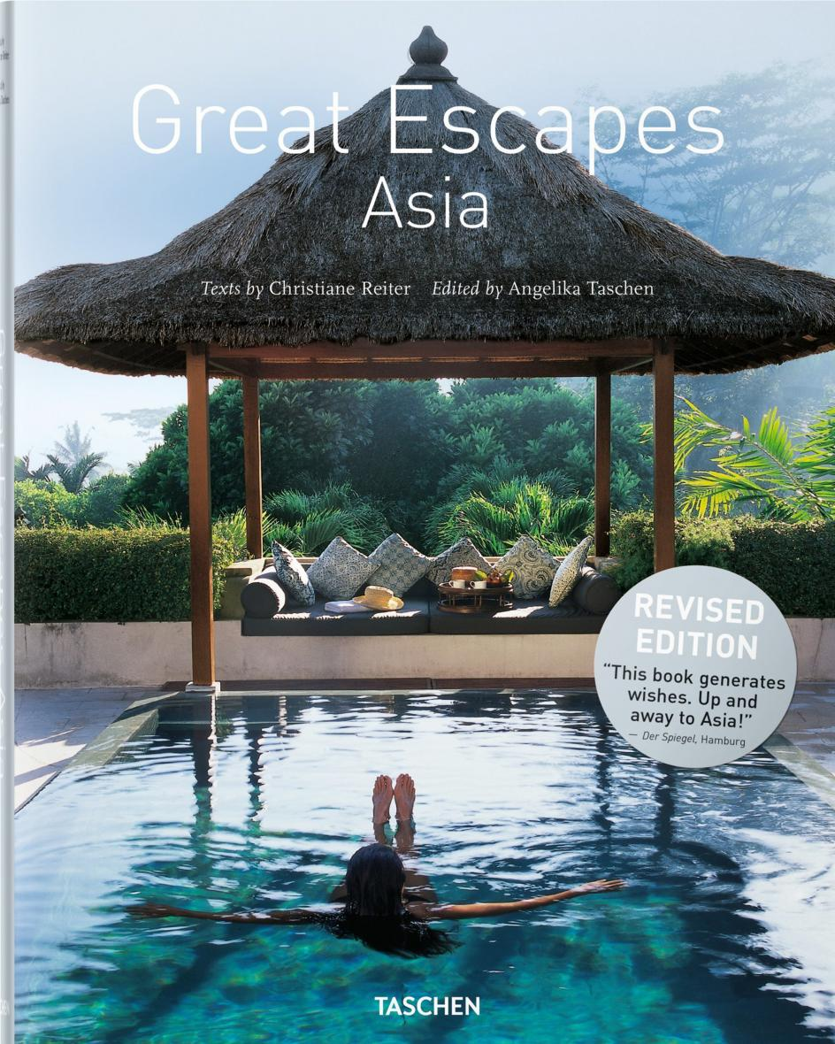 Great Escapes Asia Buch  Unisize