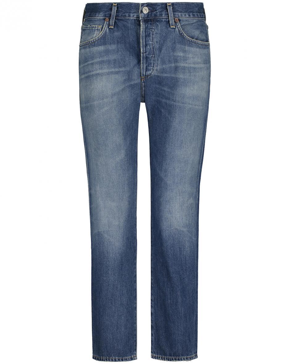 Hosen - Citizens of Humanity McKenzie 7–8 Jeans Curved Straight  - Onlineshop Lodenfrey