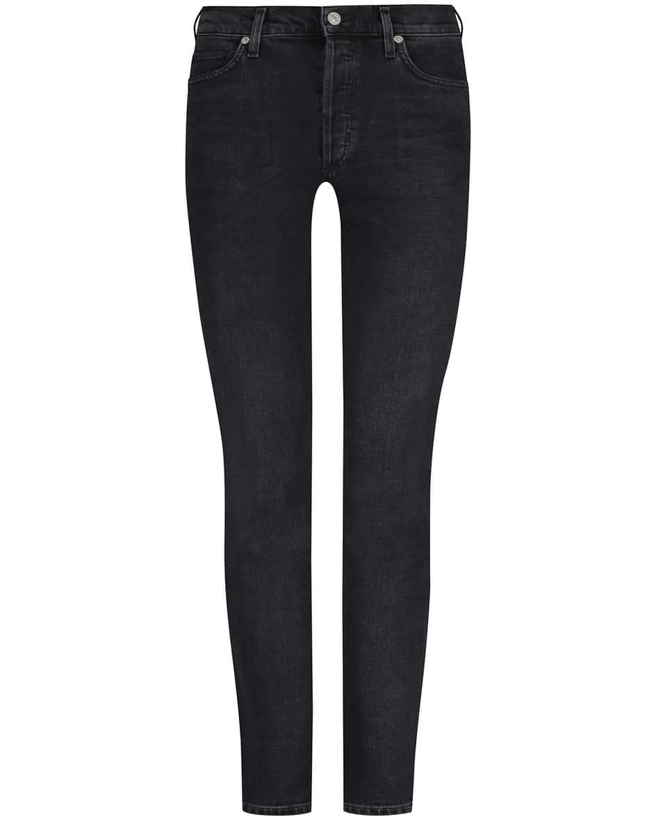 Hosen - Citizens of Humanity Olivia Long Jeans High Rise Slim  - Onlineshop Lodenfrey