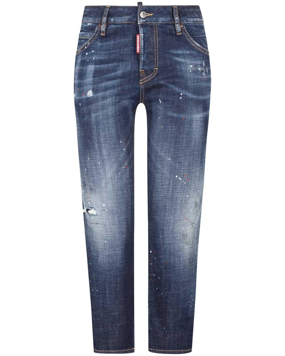 Hosen - Dsquared2 Cool Girl 7–8 Jeans  - Onlineshop Lodenfrey