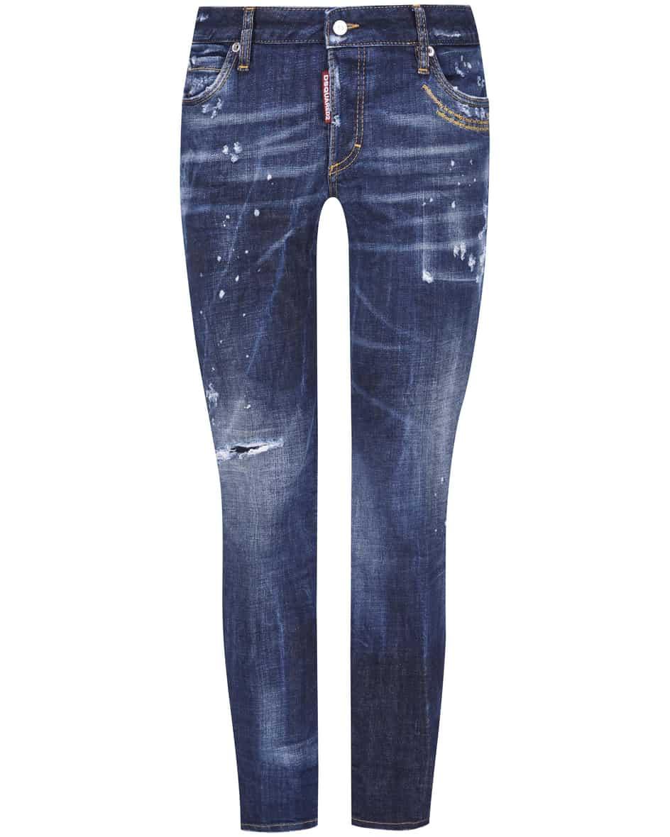 Hosen - Dsquared2 Jennifer Jeans  - Onlineshop Lodenfrey