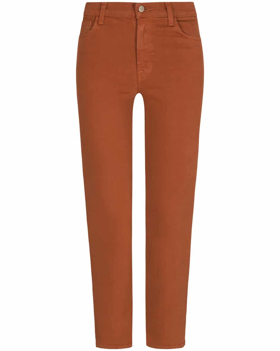 Hosen - J Brand Adele 7–8 Jeans Mid Rise Straight  - Onlineshop Lodenfrey