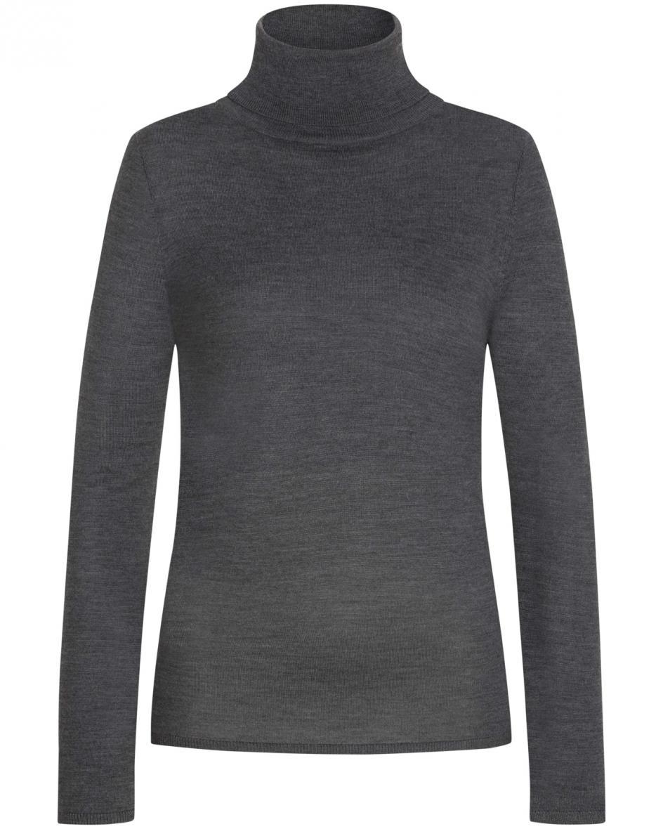 Rollkragen-Pullover XL