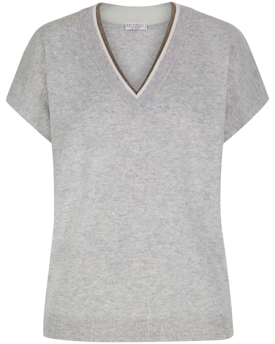 Strickshirt  L