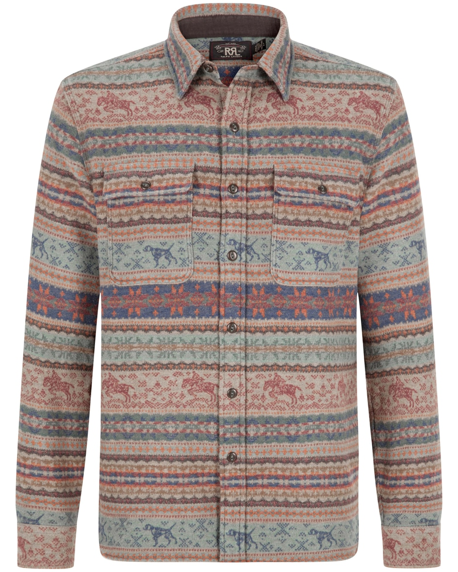 Shirt-Jacket L