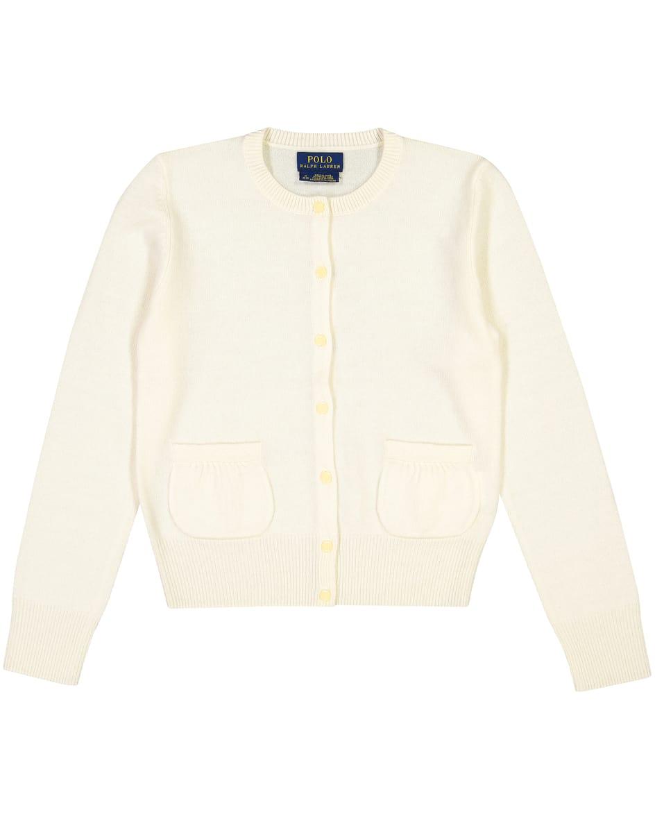 Mädchen-Cashmere-Pullover