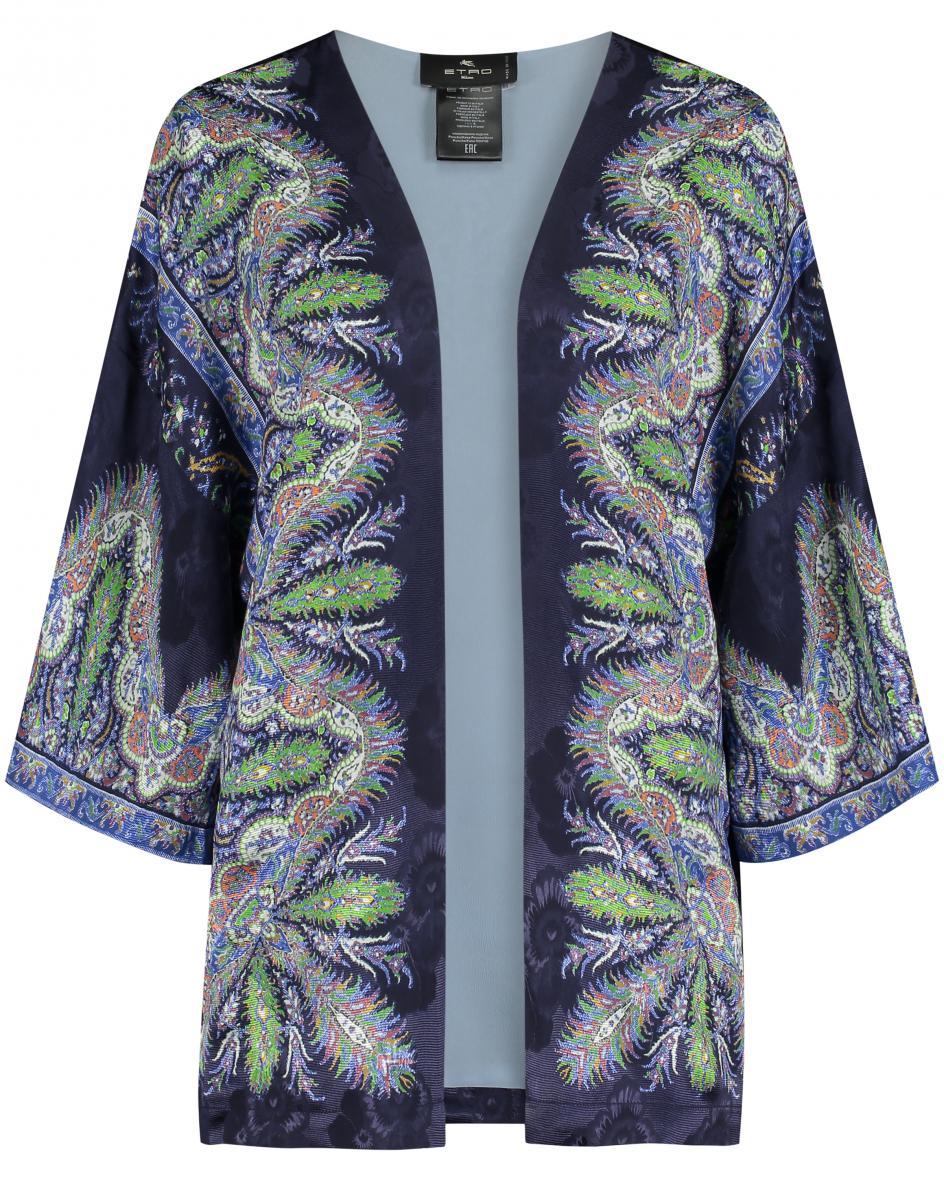 Seiden-Kimono Unisize
