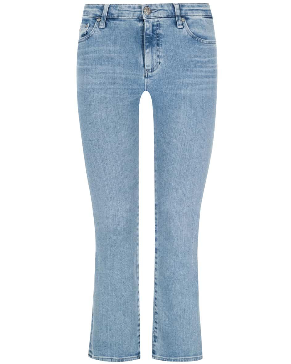 Hosen - AG Jeans Jodi 7–8 Jeans High Rise Slim Fit Flare Crop  - Onlineshop Lodenfrey