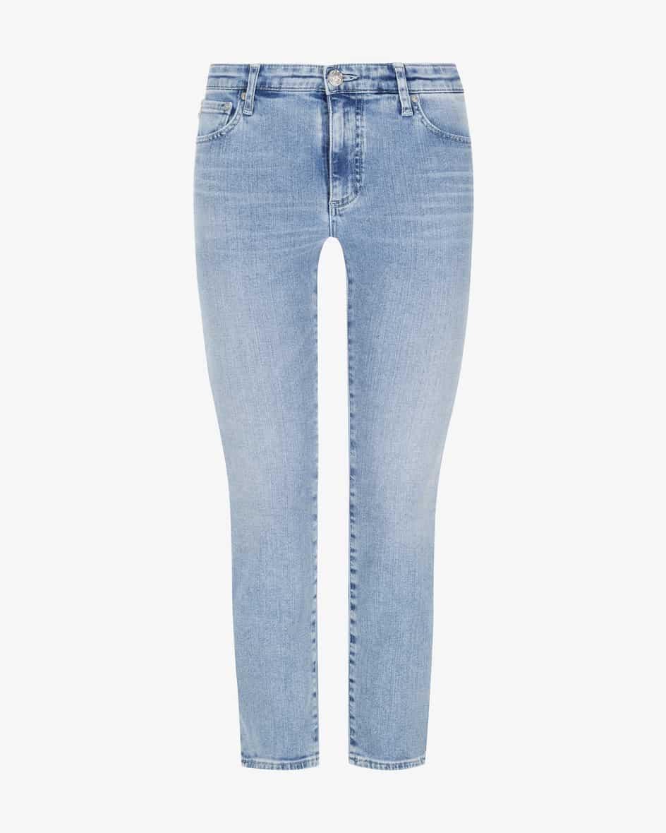Hosen - AG Jeans Prima 7–8 Jeans Low Rise Cigarette Crop  - Onlineshop Lodenfrey
