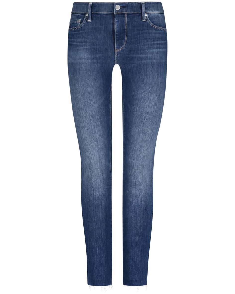 Hosen - AG Jeans Farrah High Rise 7–8 Jeans Skinny Ankle  - Onlineshop Lodenfrey