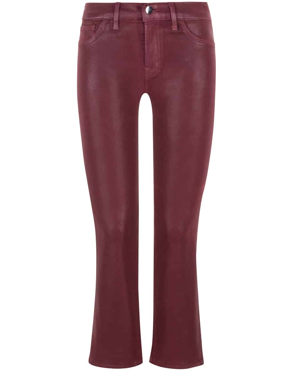 Hosen - J Brand Selena 7–8 Jeans Mid Rise Crop Boot  - Onlineshop Lodenfrey