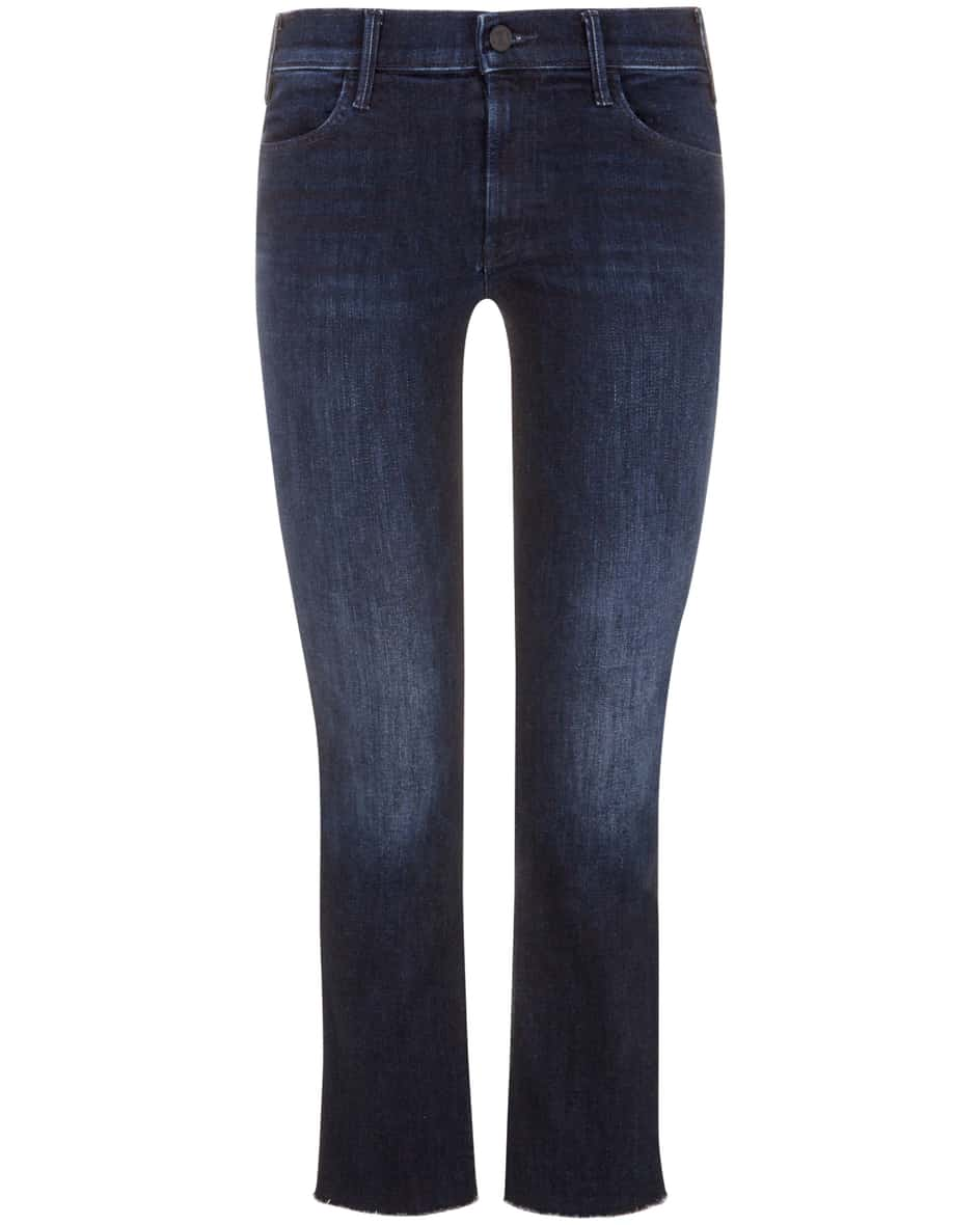 Hosen - Mother The Hustler Ankle Fray 7–8 Jeans  - Onlineshop Lodenfrey