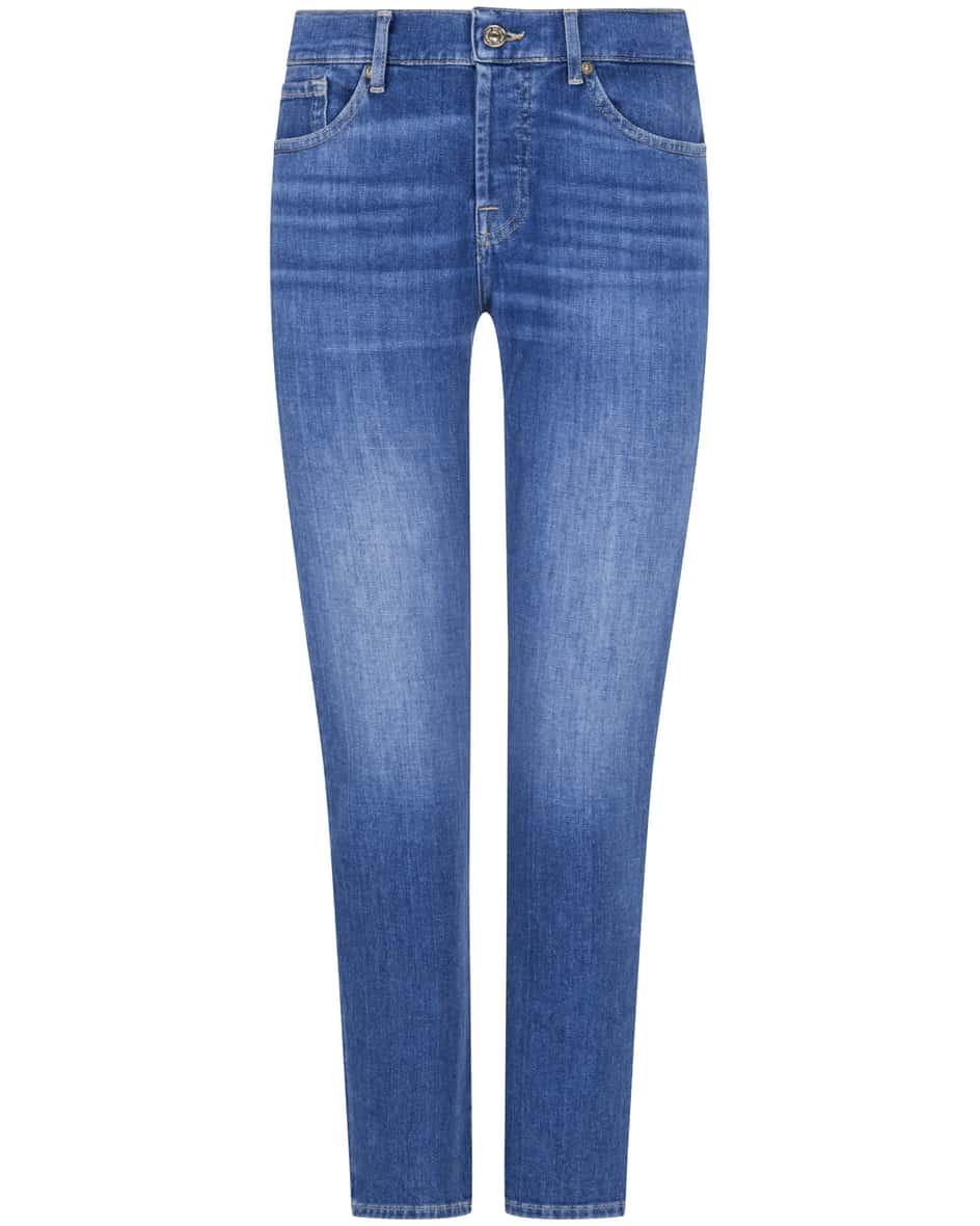 Hosen - 7 For All Mankind Asher Boy Fit 7–8 Jeans  - Onlineshop Lodenfrey