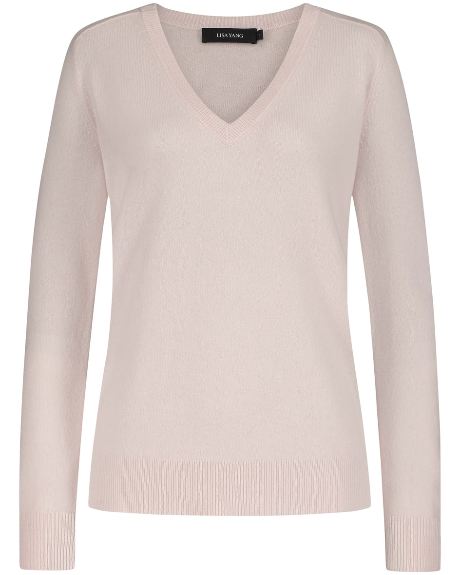 Grace Cashmere-Pullover XS