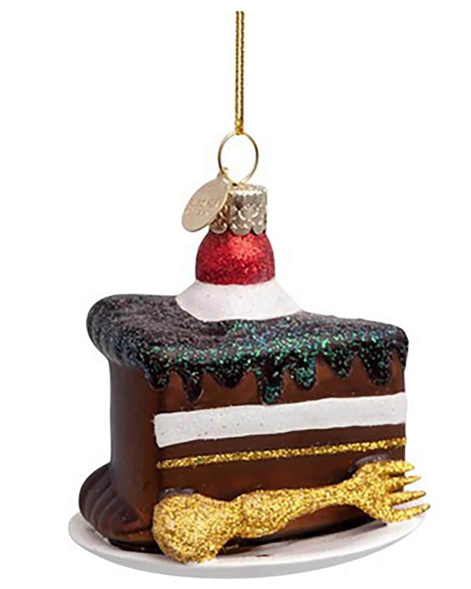 Kuchen Weihnachtsanhänger Unisize