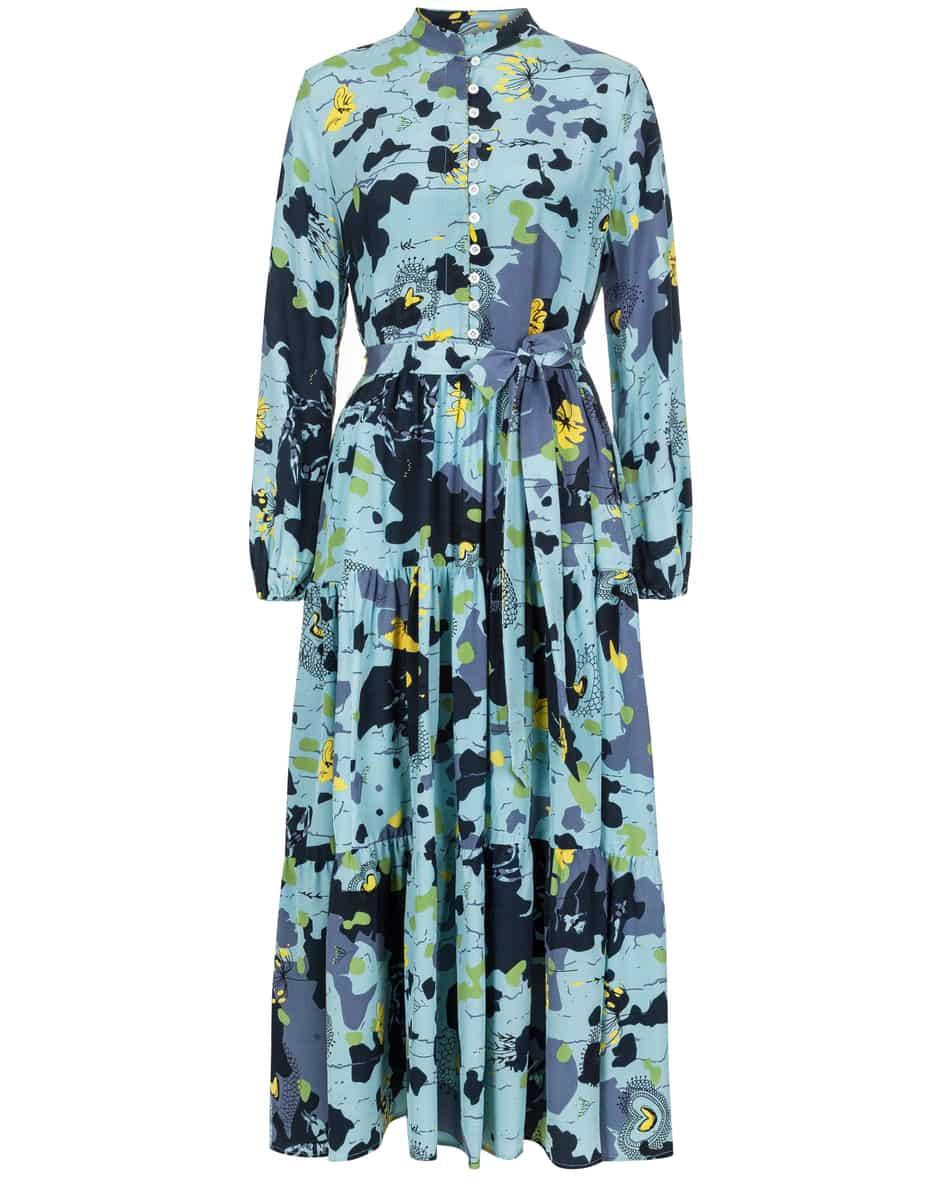 Skirt Dress Seidenkleid M