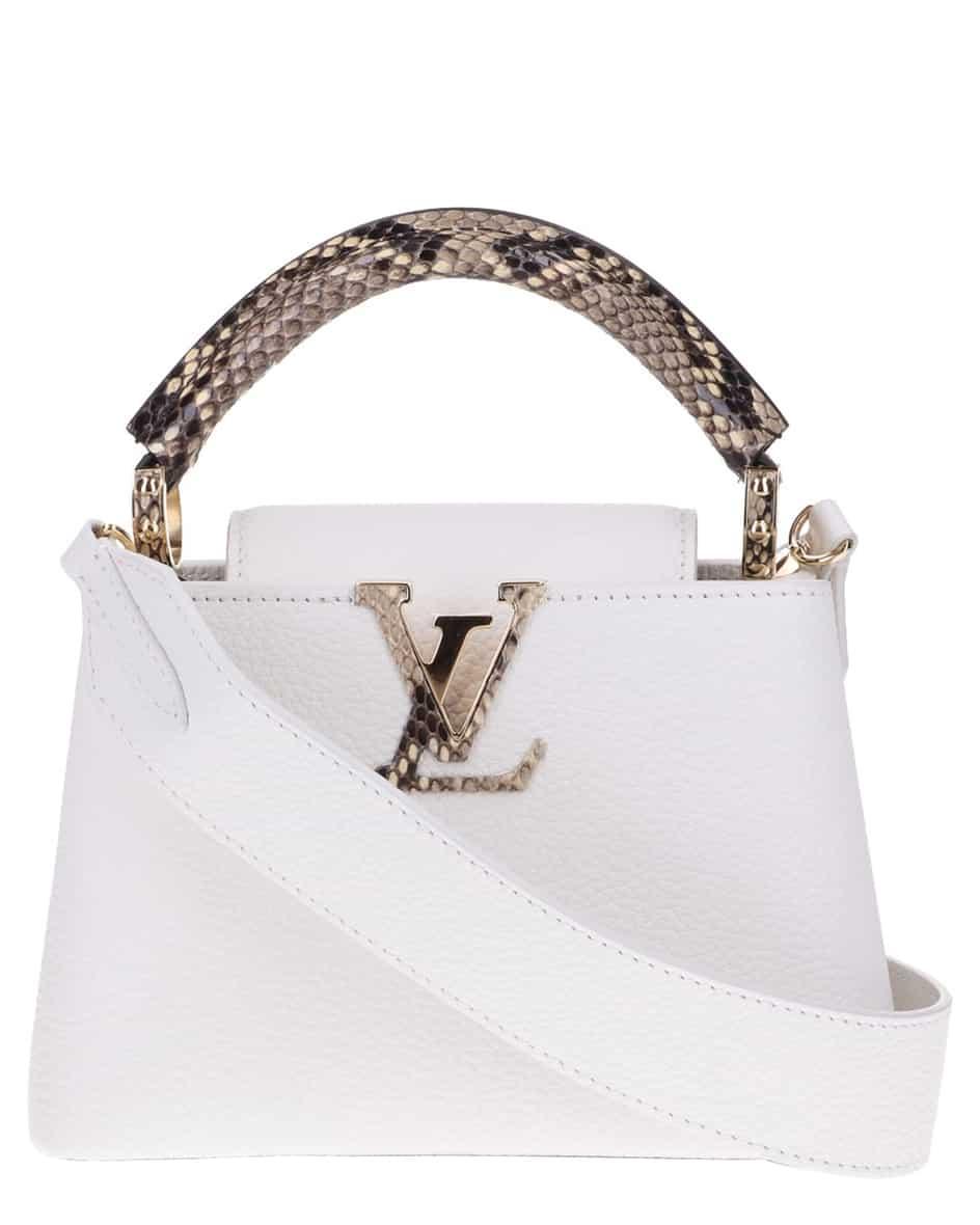 Louis Vuitton Capucines Vintage Tasche Unisize